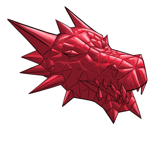 rubi dragão