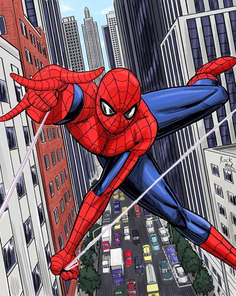 spider-man300